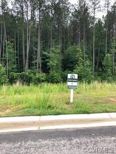 Chesterfield Land For Sale: 7407 Fowlis Place