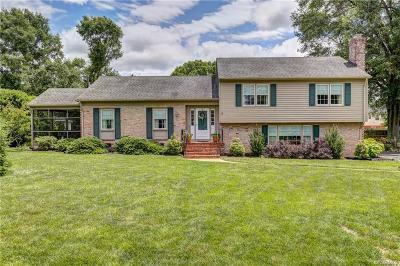 Richmond Single Family Home For Sale: 8209 Brookfield Road