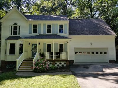 Chesterfield Single Family Home For Sale: 6210 Oakbrook Lane