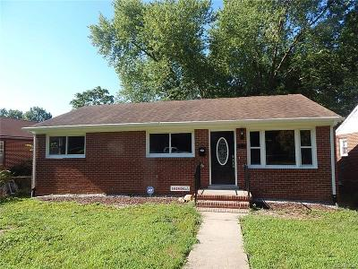 Richmond Single Family Home For Sale: 1215 Ashley Street