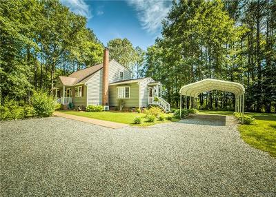 Powhatan Single Family Home For Sale: 6390 Blenheim Road