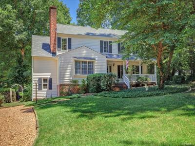 Single Family Home For Sale: 2201 Birnam Woods Place