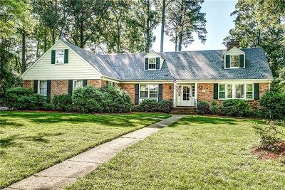 Henrico Single Family Home For Sale: 305 Burnwick Road