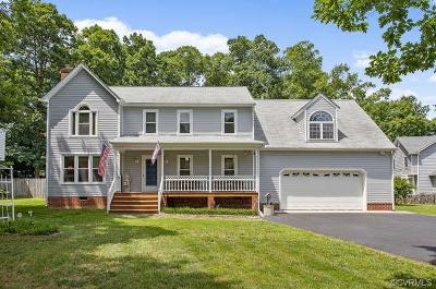 Chester Single Family Home For Sale: 5908 Meadowood Lane
