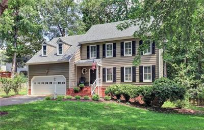 Henrico Single Family Home For Sale: 3413 Ridgemere Drive