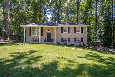 Richmond Single Family Home For Sale: 8715 Elm Road
