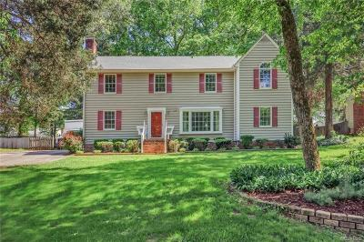 Henrico Single Family Home For Sale: 12305 Ridgefield Parkway