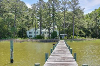 Mathews Single Family Home For Sale: 397 Bendall Lane