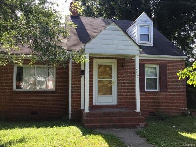 Richmond Single Family Home For Sale: 3407 Danbury Road