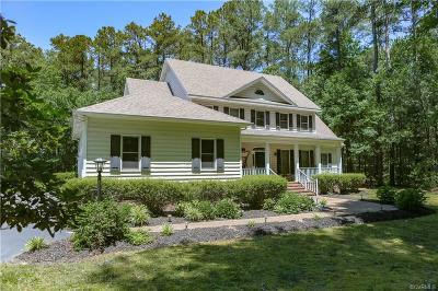 Petersburg Single Family Home For Sale: 497 Old Keswick Lane