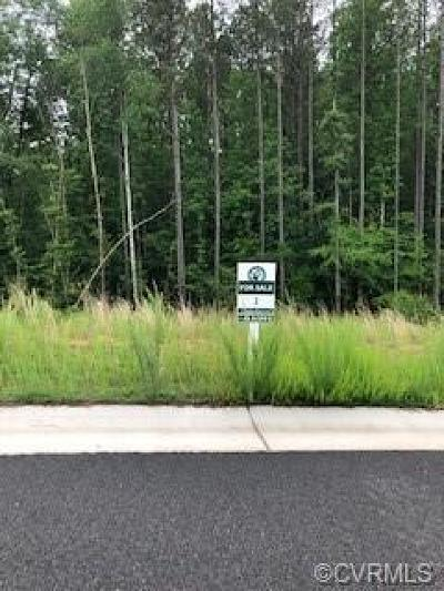 Chesterfield Land For Sale: 7430 Fowlis Place