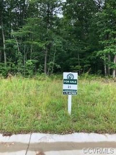 Chesterfield Land For Sale: 7543 Dunollie Drive