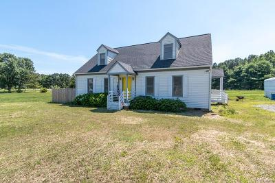 Henrico Single Family Home For Sale: 2411 Powderhorn Drive