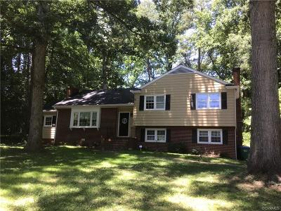Richmond Single Family Home For Sale: 3510 Sherbrook Road