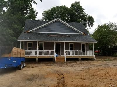 Chesterfield Single Family Home For Sale: 10210 Brightwood Avenue