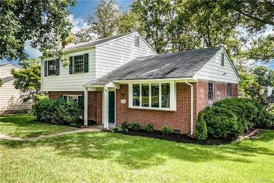 Henrico Single Family Home For Sale: 9302 Fordson Road