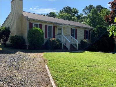 Chester Single Family Home For Sale: 4857 Wilconna Road
