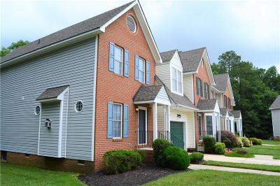 Chester Condo/Townhouse For Sale: 7001 Pine Orchard Court