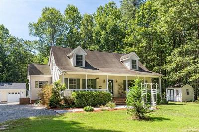 King William Single Family Home For Sale: 89 Forest Lane