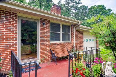 Henrico Single Family Home For Sale: 4402 Grigg Street