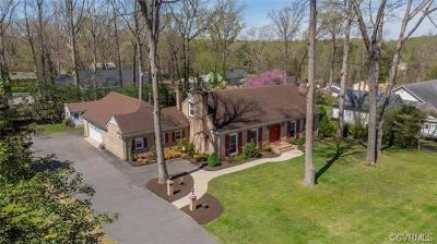 Chester Single Family Home For Sale: 11416 Canterbury Road