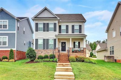 Midlothian Single Family Home For Sale: 412 Bridge Creek Court