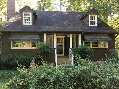 Single Family Home For Sale: 21911 Skinquarter Road