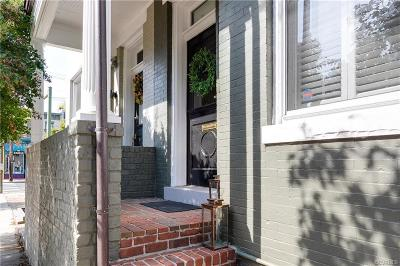 Richmond Single Family Home For Sale: 6 N Lombardy Street