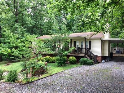 Midlothian Single Family Home For Sale: 3101 Clintwood Road