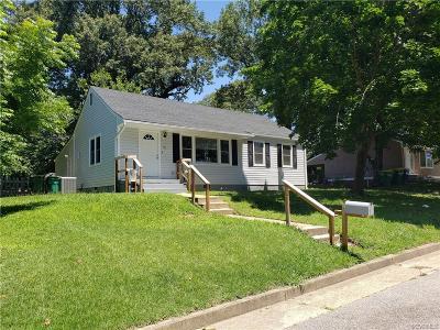 Single Family Home For Sale: 3411 Ivor Street
