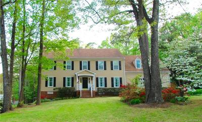 Henrico Single Family Home For Sale: 2800 Northlake Drive