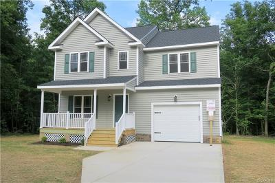 South Chesterfield VA Single Family Home For Sale: $248,850