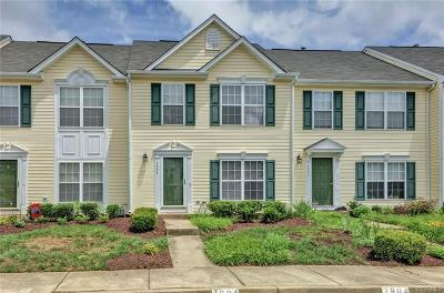 Henrico Condo/Townhouse For Sale: 7904 Cottesmore Terrace
