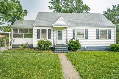 Henrico Single Family Home For Sale: 109 Marlin Drive