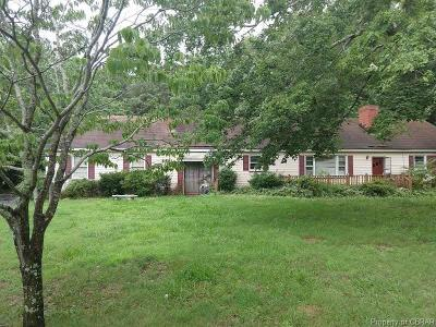 Deltaville Single Family Home For Sale: 179 Timberneck Road