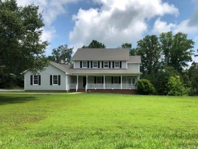 Farmville Single Family Home For Sale: 206 Smith Drive