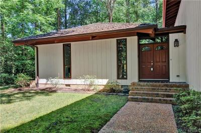 Single Family Home For Sale: 9000 Reigate Road