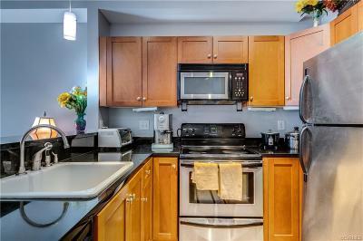 Richmond Condo/Townhouse For Sale: 215 N 19th Street #U11