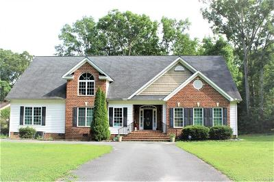 Goochland Single Family Home For Sale: 909 Sunset Drive