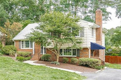 Henrico Single Family Home For Sale: 9218 Avalon Drive