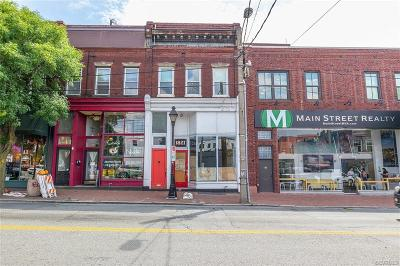 Richmond Commercial For Sale: 1821 E Main Street