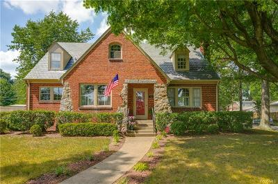 Richmond Single Family Home For Sale: 1300 Brookland Parkway