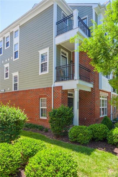 Henrico Condo/Townhouse For Sale: 3910 Redbud Road