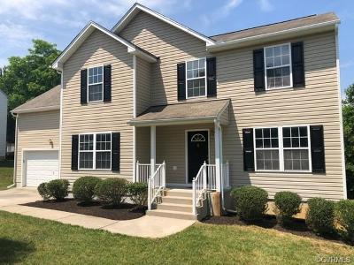 Chester Single Family Home For Sale: 13506 Oxley Court