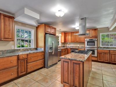 Richmond Single Family Home For Sale: 3212 Condie Street