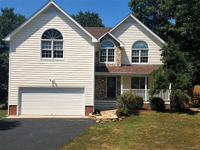 Glen Allen Single Family Home For Sale: 9104 Francis Run Court