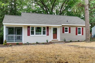 Henrico Single Family Home For Sale: 8505 Wetherly Drive