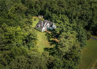 Powhatan Single Family Home For Sale: 3132 French Hill Drive