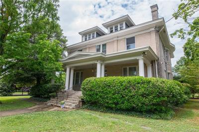 Richmond Single Family Home For Sale: 3016 Seminary Avenue