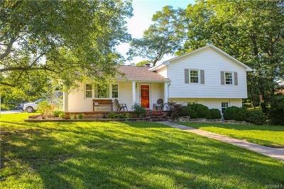 Colonial Heights Single Family Home For Sale: 800 Forestview Drive
